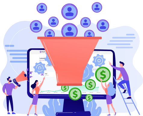 Join ViralSales.co, Get Started and Grow Your Online Business.