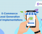 e-commerce lead generation best implementations
